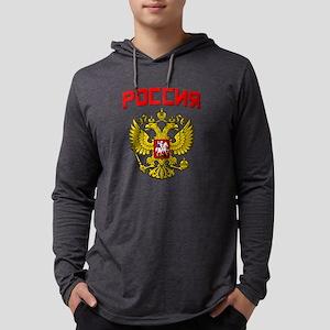 Russia Crest Long Sleeve T-Shirt