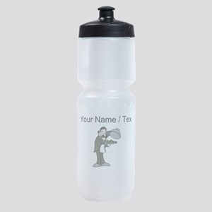 Custom Waiter Sports Bottle