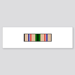 DESERT STORM RIBBON Bumper Sticker