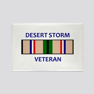 DESERT STORM VETERAN Magnets