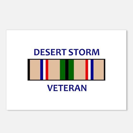 DESERT STORM VETERAN Postcards (Package of 8)