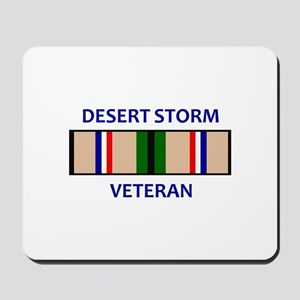 DESERT STORM VETERAN Mousepad