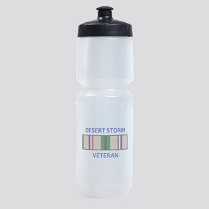 DESERT STORM VETERAN Sports Bottle