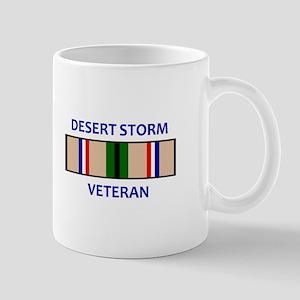 DESERT STORM VETERAN Mugs
