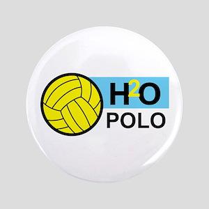 """H2O POLO 3.5"""" Button"""