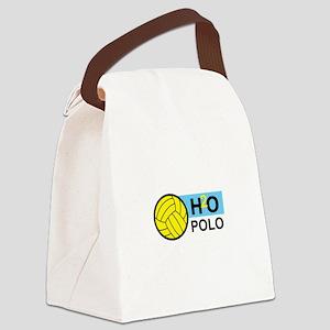 H2O POLO Canvas Lunch Bag