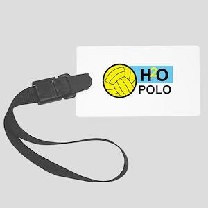 H2O POLO Luggage Tag