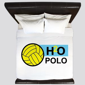 H2O POLO King Duvet