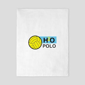 H2O POLO Twin Duvet