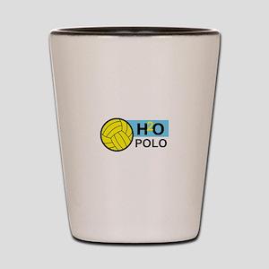 H2O POLO Shot Glass