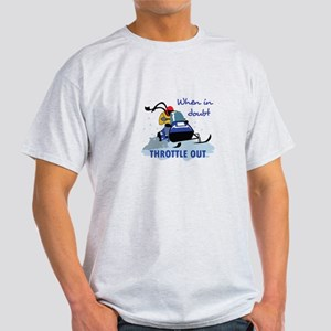 THROTTLE OUT T-Shirt