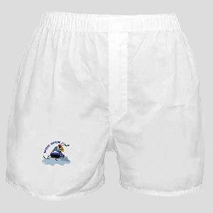WIDE OPEN Boxer Shorts