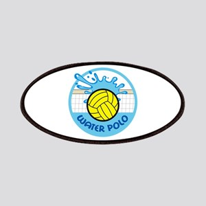 WATER POLO NET SPLASH Patches