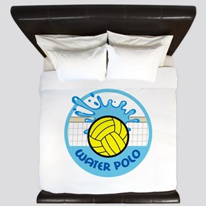 WATER POLO NET SPLASH King Duvet