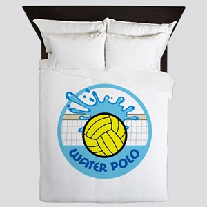 WATER POLO NET SPLASH Queen Duvet