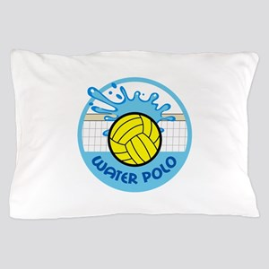 WATER POLO NET SPLASH Pillow Case