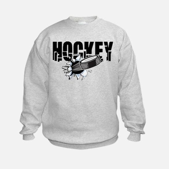 hockey101bigrectangle.png Sweatshirt