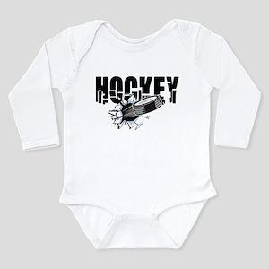 hockey101bigrectangle Body Suit