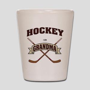 hockey132light Shot Glass