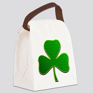 pat368light Canvas Lunch Bag