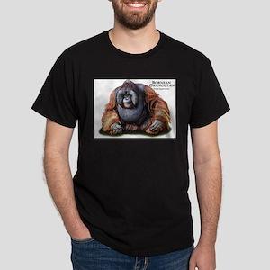 Bornean Orangutan Dark T-Shirt