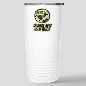 Buck You Travel Mug