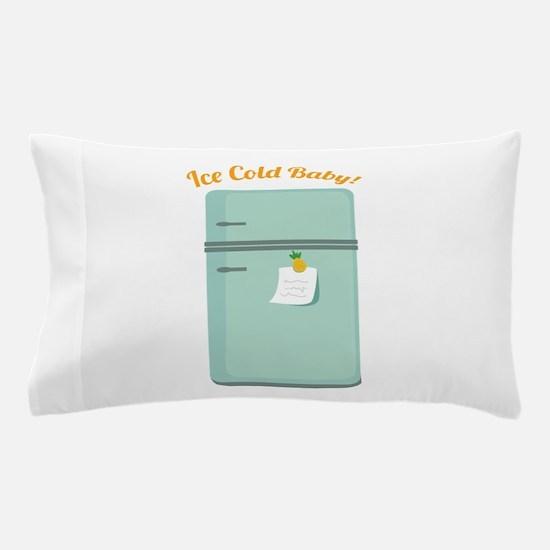 IceBox_IceColdBaby! Pillow Case