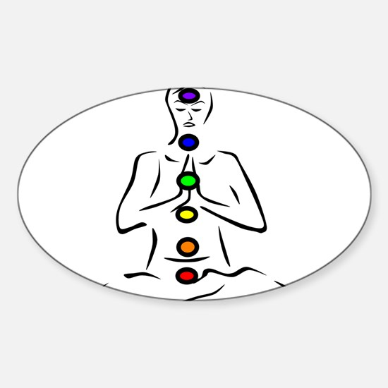 Chakras Align Decal