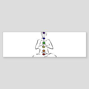 Chakras Align Bumper Sticker
