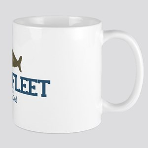 Wellfleet - Cape Cod Massachusetts. Mug Mugs