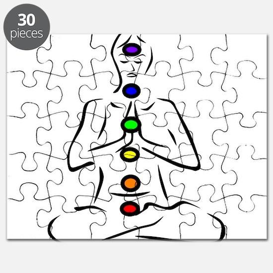Chakras Align Puzzle