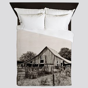Iowa Barn Queen Duvet