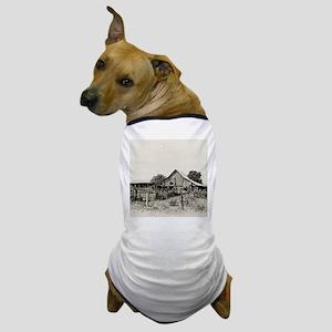 Iowa Barn Dog T-Shirt