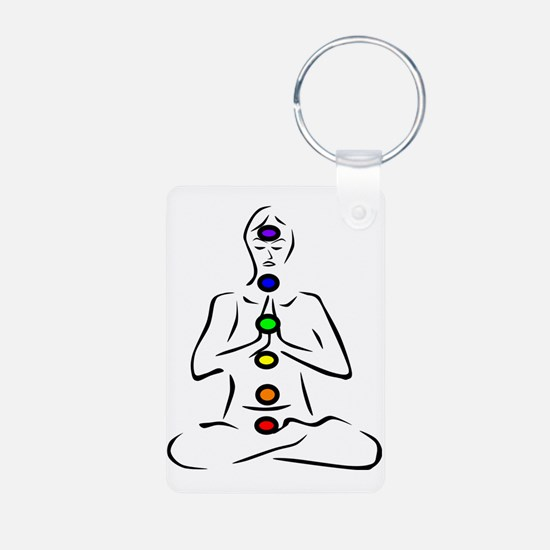 Chakras Align Keychains