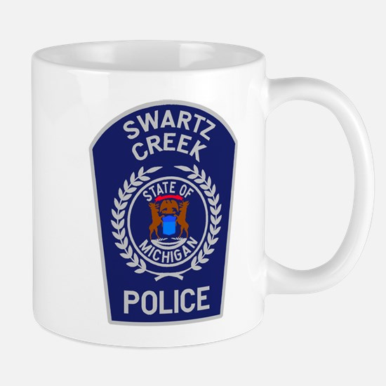 Swartz Creek Police Mug