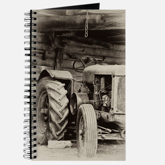Family Tractor Journal