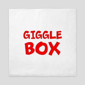 Giggle Box Queen Duvet