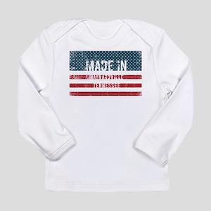 Made in Maynardville, Tennesse Long Sleeve T-Shirt