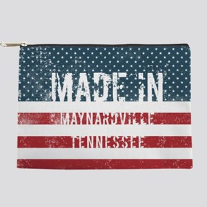 Made in Maynardville, Tennessee Makeup Pouch