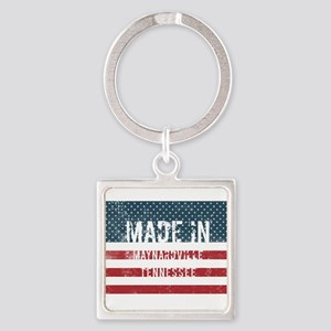 Made in Maynardville, Tennessee Keychains