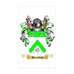 Hornblow Sticker (Rectangle 50 pk)