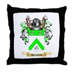 Hornblow Throw Pillow