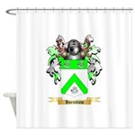 Hornblow Shower Curtain
