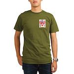 Horn Organic Men's T-Shirt (dark)