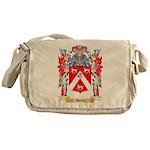 Horn Messenger Bag