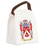 Horn Canvas Lunch Bag