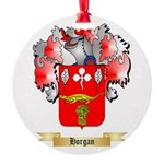 Horgan Round Ornament