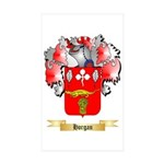 Horgan Sticker (Rectangle 50 pk)