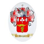 Horgan Ornament (Oval)