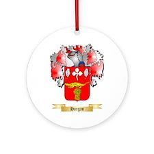 Horgan Ornament (Round)
